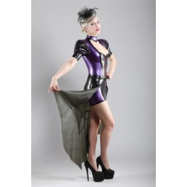 Luciana Latex Wickelrock
