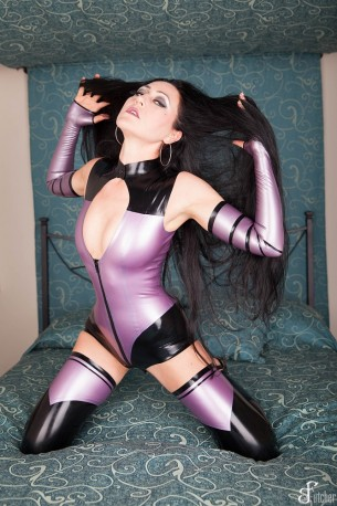 Latex Bodysuit Basic