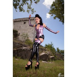 Carolyn Latex Stockings