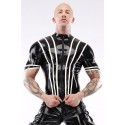 Commander Latex Oberteil