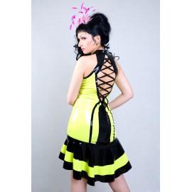 Maja Latex Dress