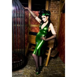 Margaritha Latex Kleid