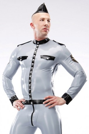 Sergeant Latex Shirt