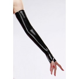 Diva Latex Armstulpen