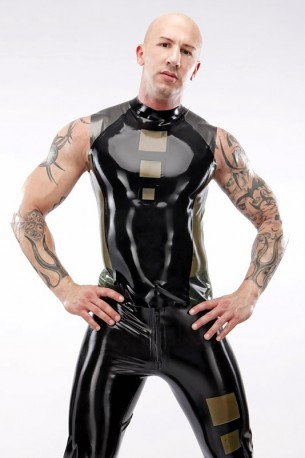 Mr.E Latex Oberteil