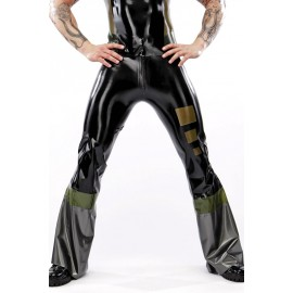 Mr.E Latex Trousers