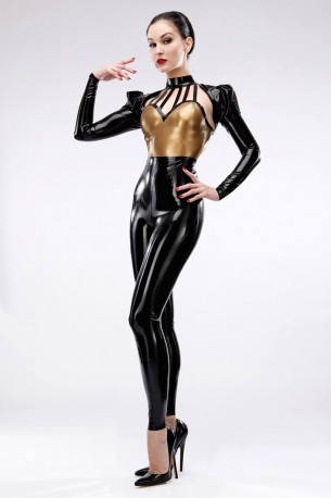 Diva Latex Leggings