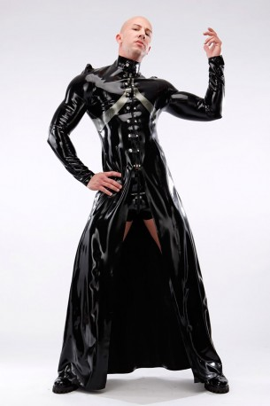 Emperor Latex Coat