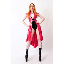 Vivian Latex Cloak