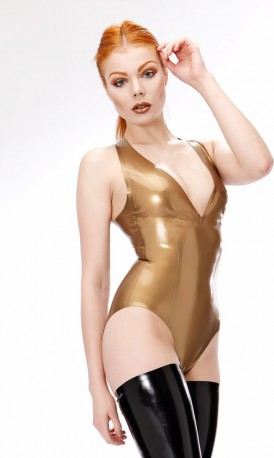 Neckholder Latex Body