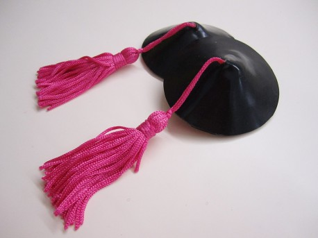 Artemisia Latex Pasties with Tassels