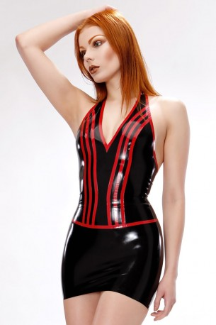 Kitty Latex Rock