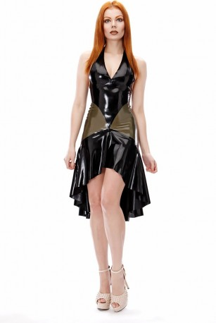 Roxy Latex Kleid