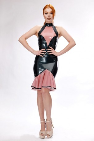 Bunny Latex Dress