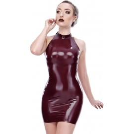 Maryann Latex Dress
