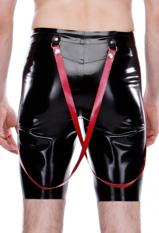 Leon Latex Shorts
