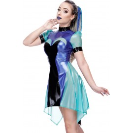 Adele Latex Dress