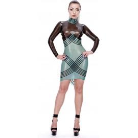 Attera Latex Dress