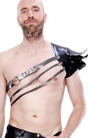 Garrick Latex Schulterharness