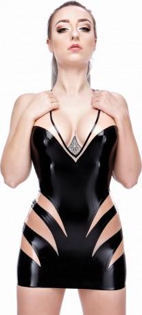 Charlotte Latex Kleid