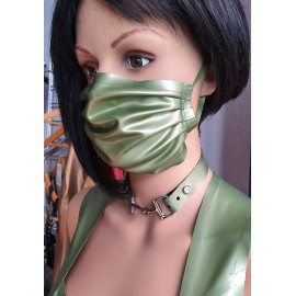 Latex Gesichtsmaske