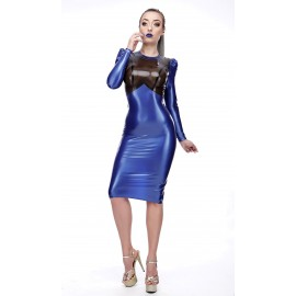 Desdemona Latex Dress