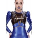 Desdemona Latex Harness