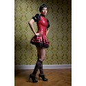 Ballerina Latex Rock