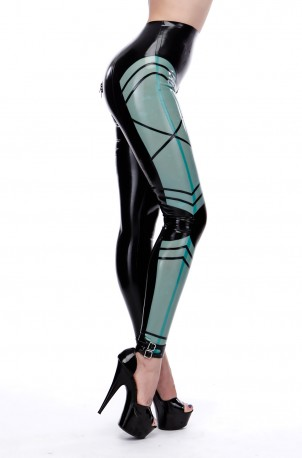 Luna Latex Leggings