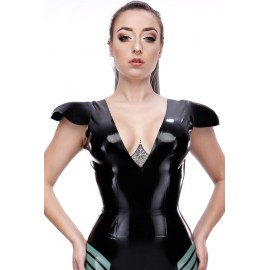 Luna Latex Top