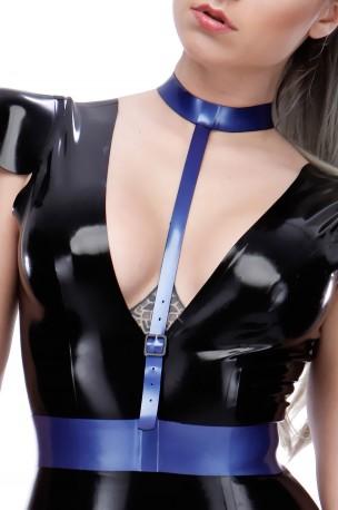 Luna Latex Harness