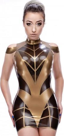 Tanya Latex Dress
