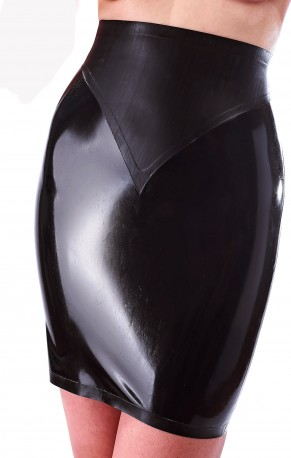 Kira Latex Skirt