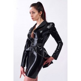 Kira Latex Jacket