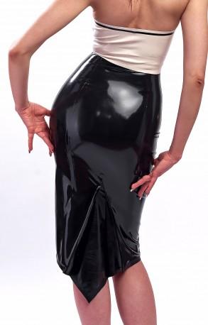 Louisa Latex Skirt