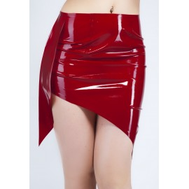 Piratess Latex Skirt