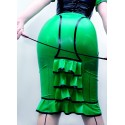 Sinteque Latex Skirt