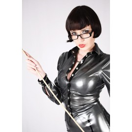 Teacher Latex Top