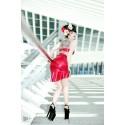 Pin-Up Dancer Latex Skirt Basic
