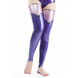 Missi Miez Latex Stockings
