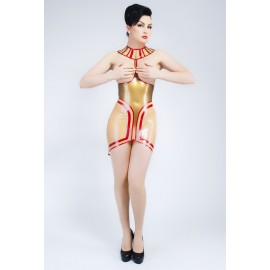 Cleopatra Latex Dress