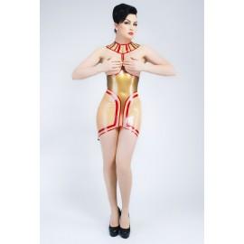 Cleopatra Latex Kleid