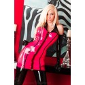 Daiquiri Latex Kleid