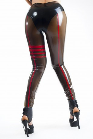 Transformer Latex Leggings