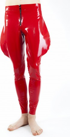 Cavalry Latex Pants Riding Breeches