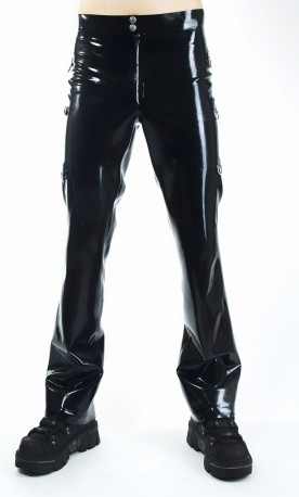 Mr. Officer Latex Hose