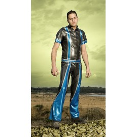 The Navigator Latex Trousers