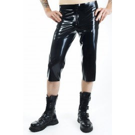 Trousers Basic Latex Pants