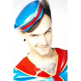 Sailor Latex Cap