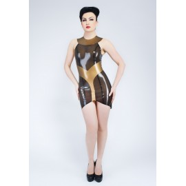 Egyptess Latex Kleid